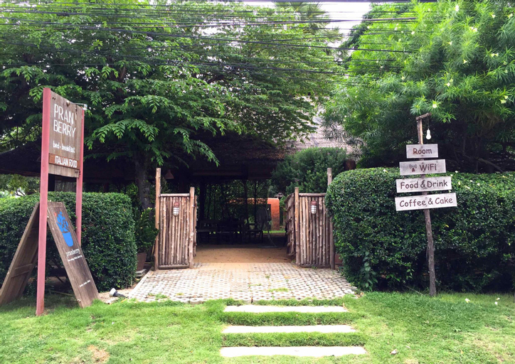 Pranberry Bed and Breakfast, Pran Buri