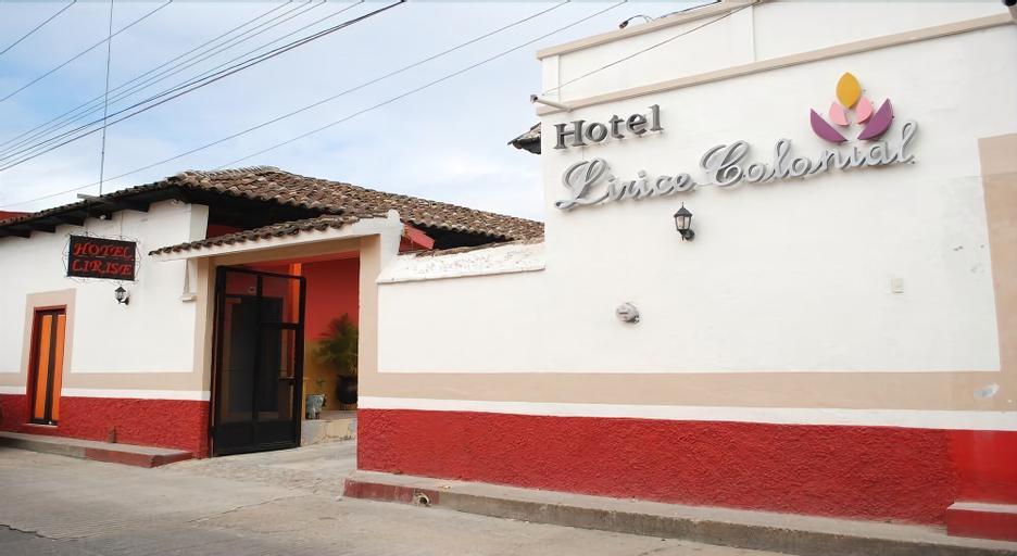 Hotel Lirice Colonial, Comitán de Domínguez