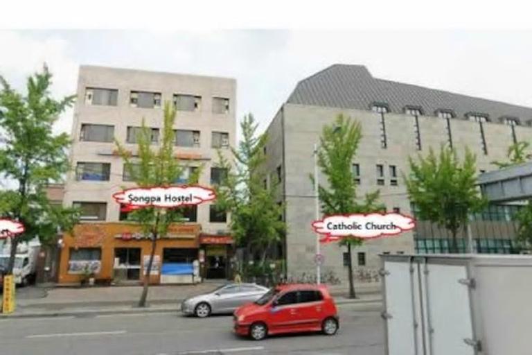 Songpa Hostel, Gwang-jin