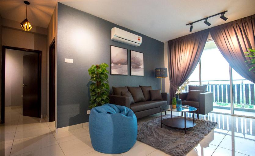 KSL Daya Residence*Near Tebrau Ikea, Aeon, Johor Bahru