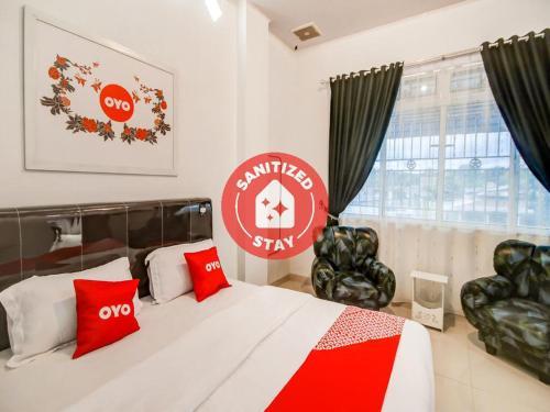 OYO 89995 Damai Guest House, Karo