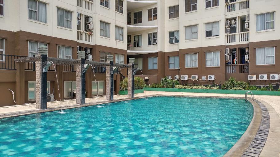 Homey 2BR at Casablanca Mansion Apartment, Jakarta Selatan