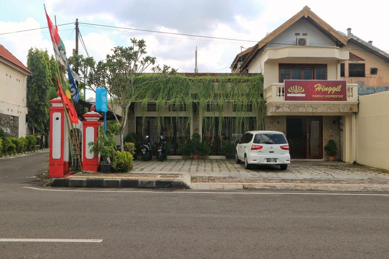 Hinggil Homestay Syariah, Yogyakarta