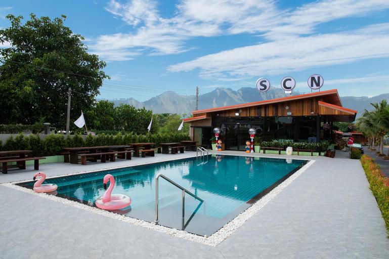 SCN RESORT AND SPA AT RAYONG PATTAYA AIRPORT, Ban Chang