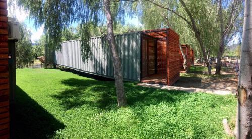 Container Home Studio, Concepción