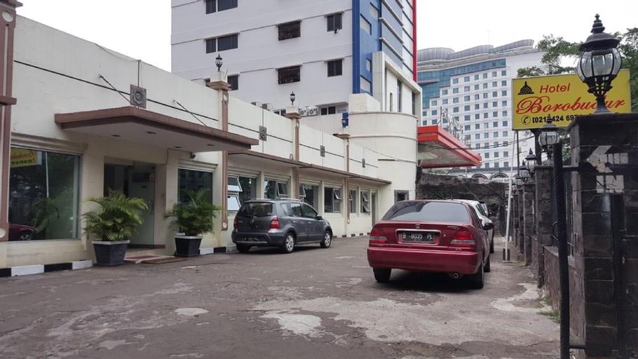 Hotel Borobudur Kemayoran, Jakarta Pusat