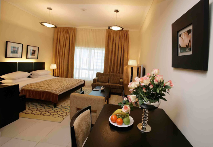 Gulf Oasis Hotel Apartments,