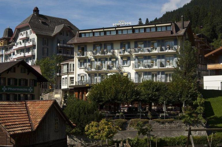 Hotel Schonegg, Interlaken