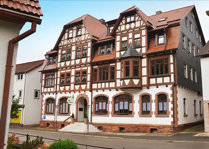 Hotel Restaurant Zur Hallenburg, Schmalkalden-Meiningen