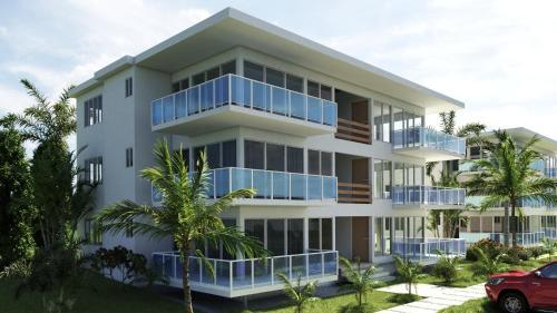 Coconut Paradise Residences and Beach Club, Apartamento 2A, Sabana Grande de Palenque