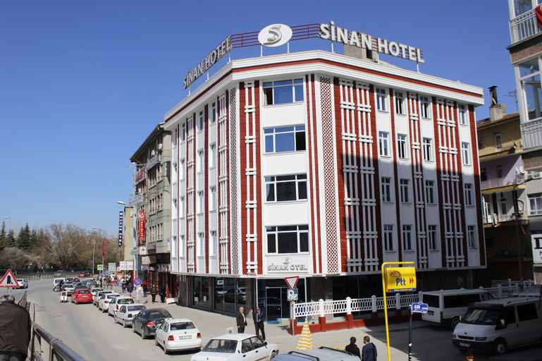 Sinan Hotel, Çankaya