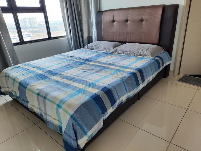 Raffles Suites 2 bedroom city view homestay, Johor Bahru