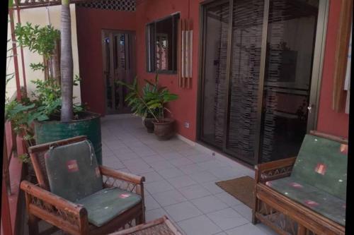 The Apartment, Cotonou
