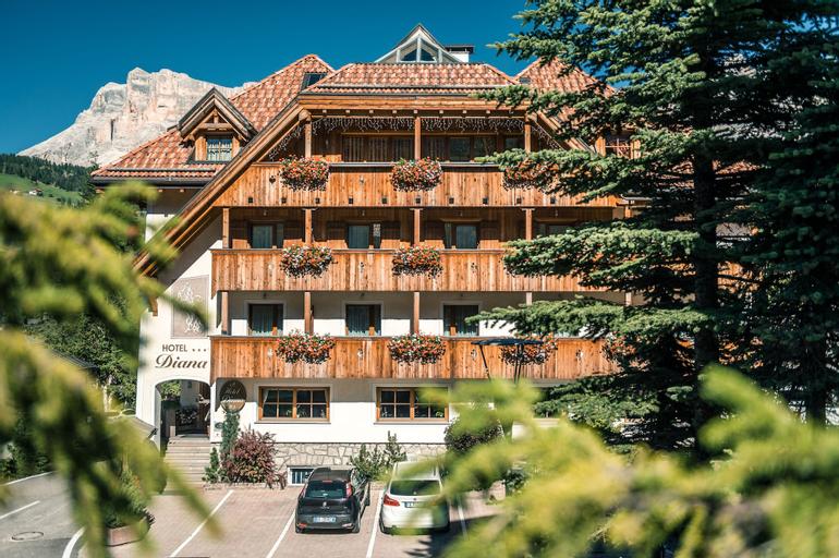 Hotel Diana, Bolzano