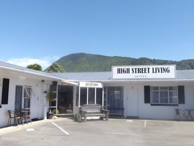 High Street Living Motel (Pet-friendly), Marlborough