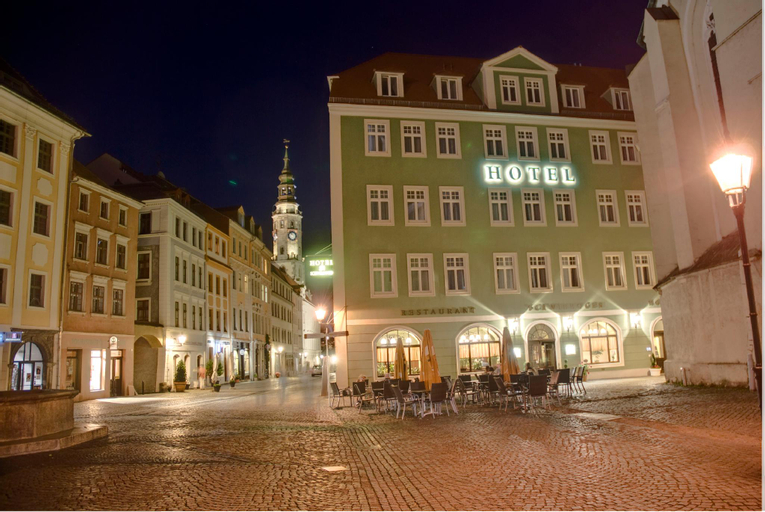 Hotel Schwibbogen, Görlitz