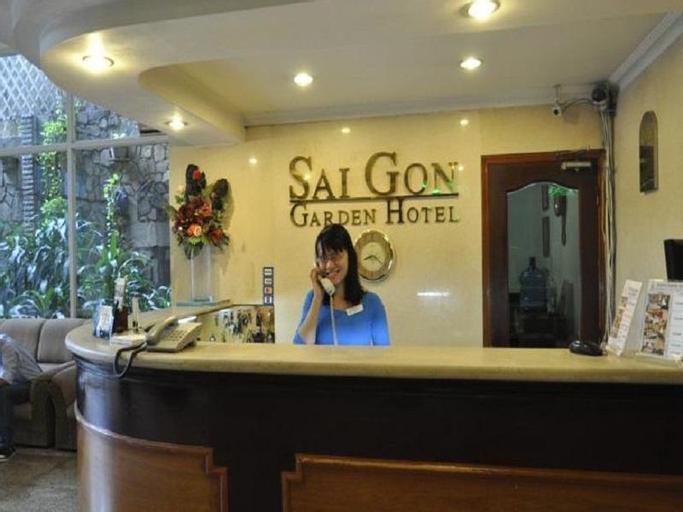 Saigon Garden Hotel, Quận 10