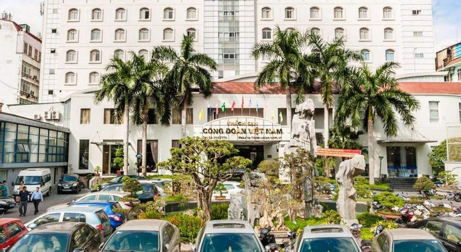 Vietnam Trade Union in Hanoi, Hoàn Kiếm