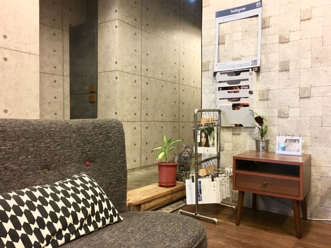 LuckyOne Hostel, Taipei City