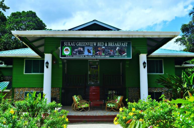 Sukau Greenview Bed & Breakfast, Kinabatangan