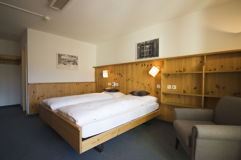 Spengler Hostel, Prättigau/Davos