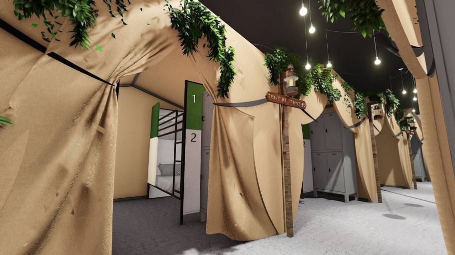 Urban Camper Hostel, Copenhagen