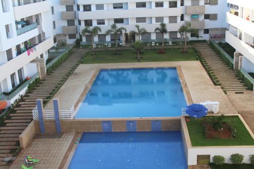 Appartement dans Paradise Beach, Ben Slimane