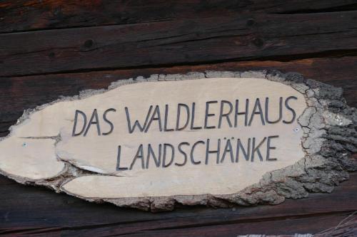 Das Waldlerhaus, Cham