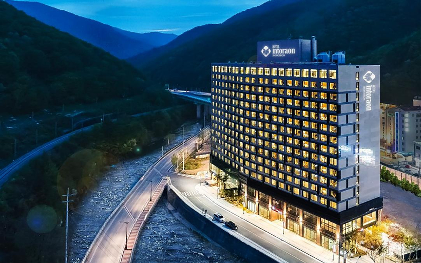 Jeongseon Intoraon Hotel, Jeongseon