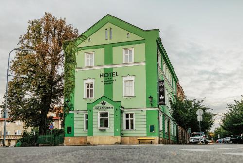 Hotel U Valdicke brany, Jičín