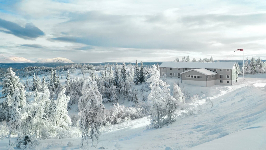 Liatoppen Fjellstue, Ål