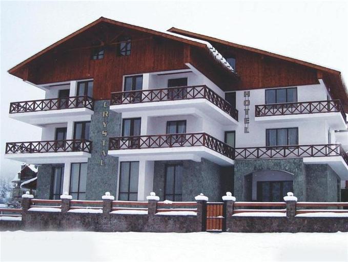 Hotel Crystal, Borjomi