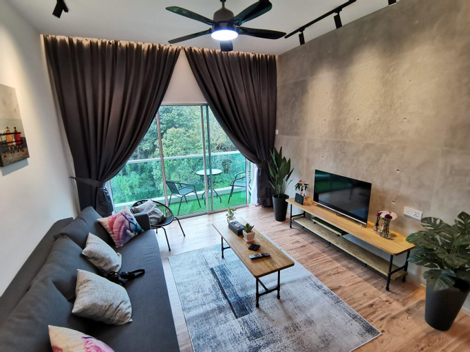 My Cool Home 2.0 [Shelter in Nature]@ Quintet*WiFi, Cameron Highlands