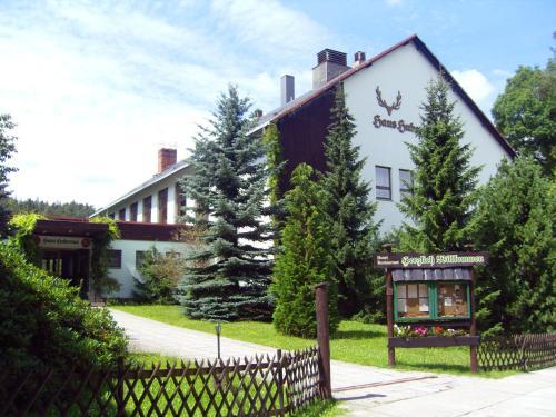 Naturparkhotel Haus Hubertus, Görlitz