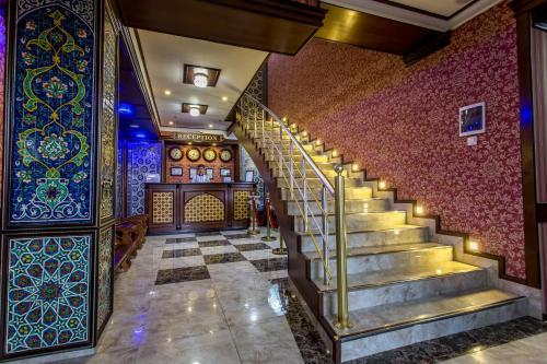 Karvon-Saroy Hotel, Andijon