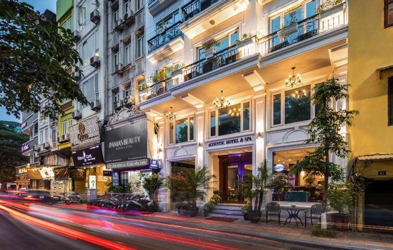 Acoustic Hotel & Spa, Hoàn Kiếm