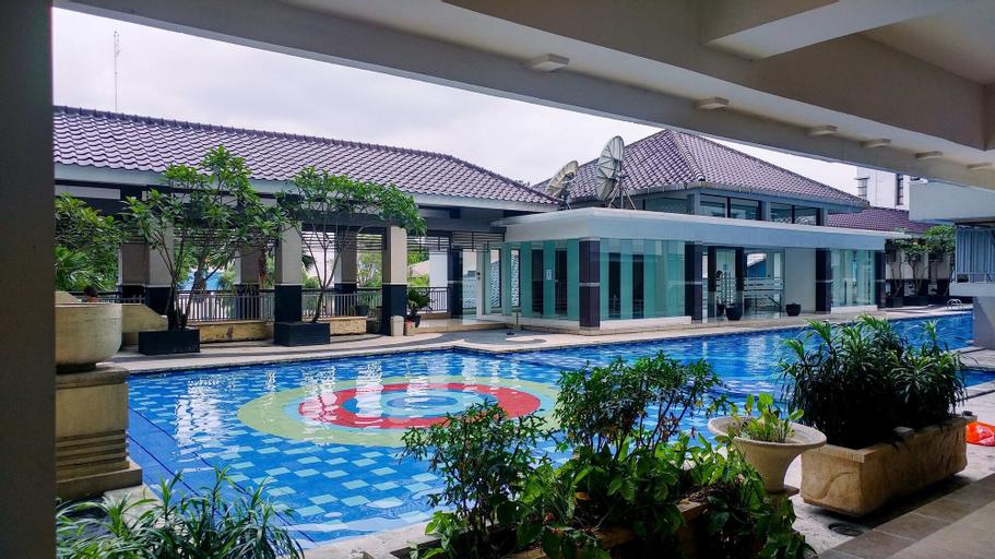 Homey Studio Apartment @ Salemba Residence, Central Jakarta