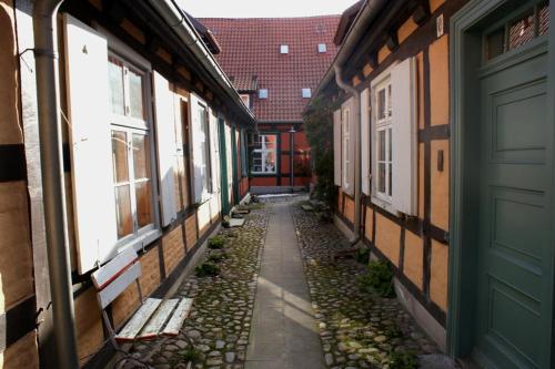 Klosterhauschen in Stralsund, Vorpommern-Rügen