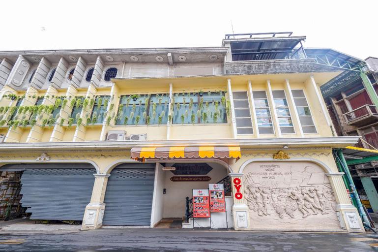 Matchanu River Hostel Bangkok, Khlong San