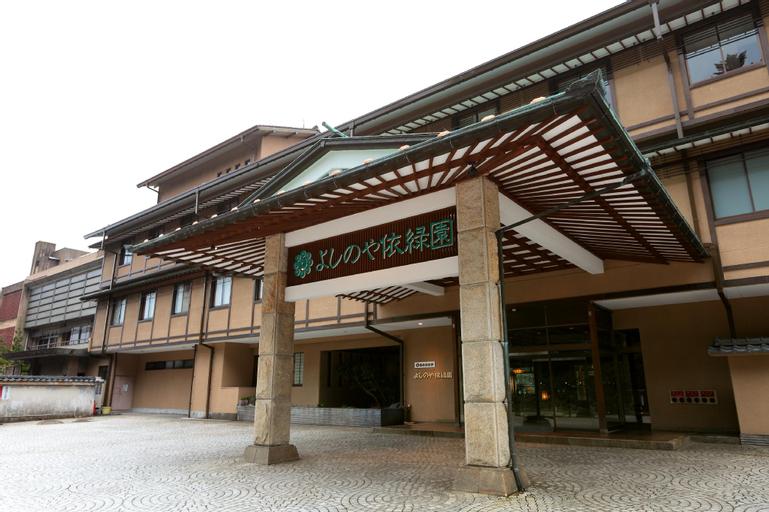 Yukai Resort Yoshinoya Irokuen, Kaga