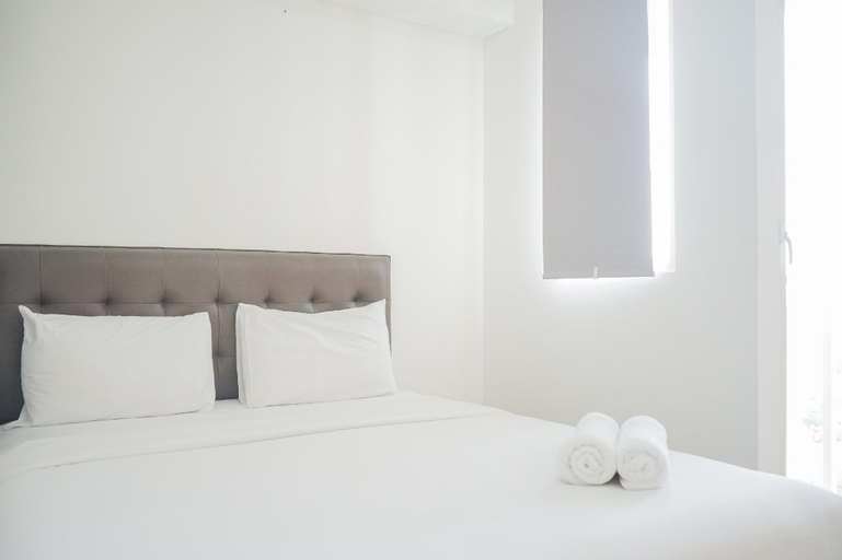 Comfortable 1BR Apartment at Silktown By Travelio, Tangerang