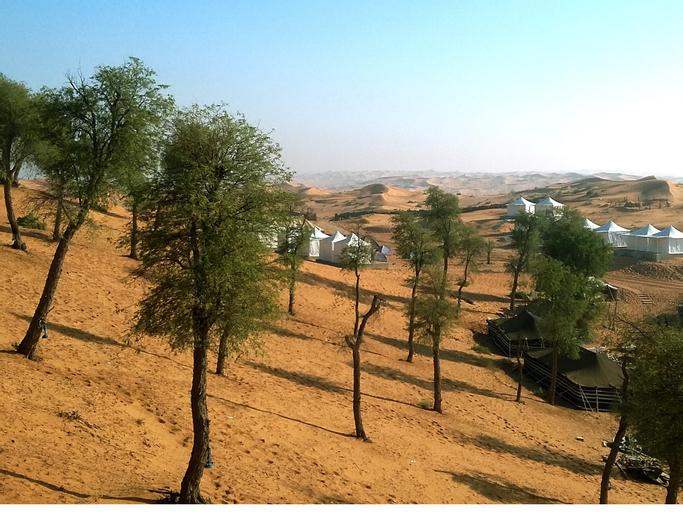Bedouin Oasis Camp,
