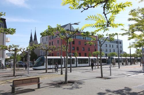 The Originals Boutique, Hotel d'Alsace, Strasbourg Sud (Qualys-Hotel), Bas-Rhin