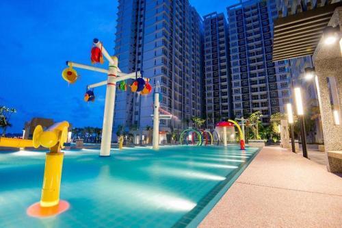 Home Bliss @ Parkland Residence Melaka, Kota Melaka