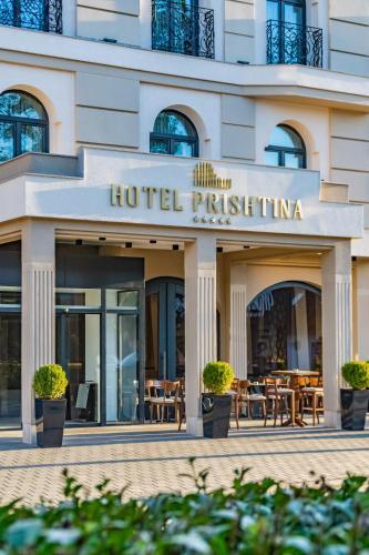 Hotel Prishtina, Priština