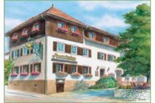 Gasthaus Auerhahn, Baden-Baden