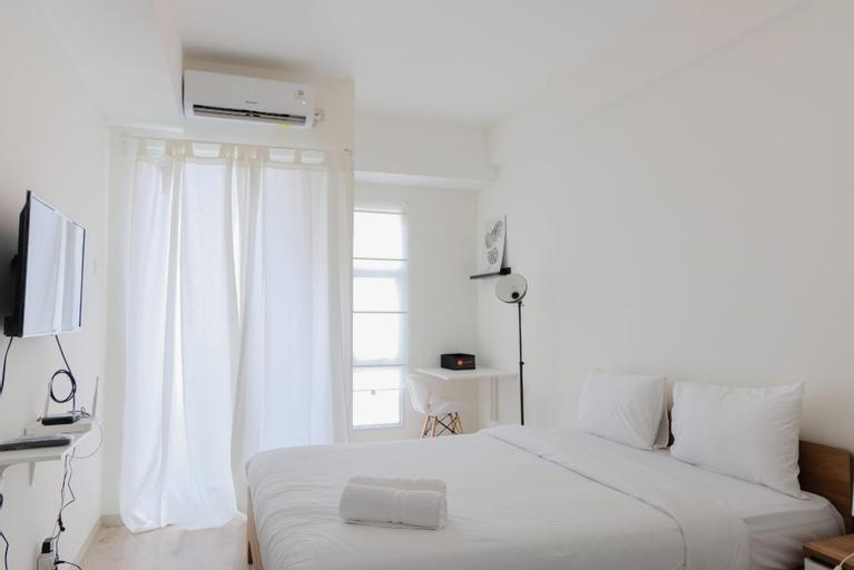 Cozy Studio Akasa Pure Living BSD Apt By Travelio, Tangerang Selatan
