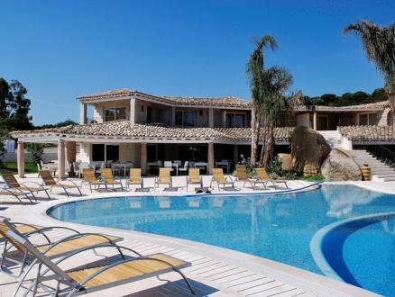 Villas Resort Hotel, Cagliari