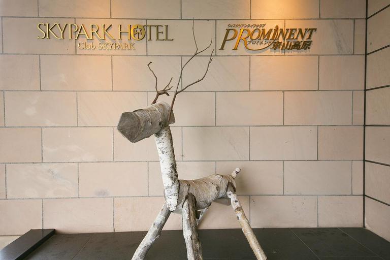Skypark Hotel, Chino