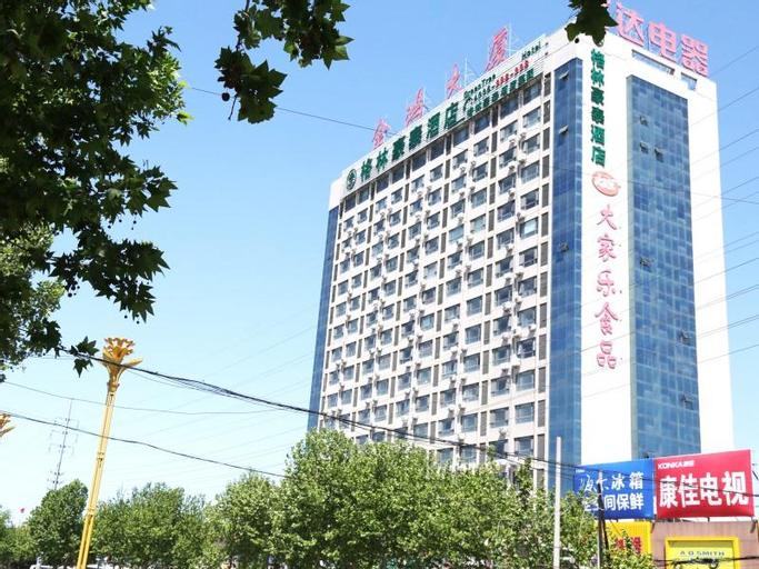 GreenTree Inn Express Laizhou Bus Station Wenhua Xi Street, Yantai